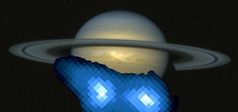 Floating Saturn