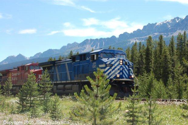 CEFX1041 in Banff