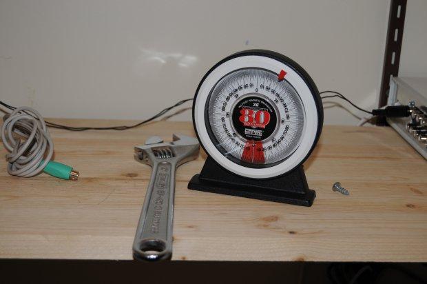 WCRO Dish positioning equipment